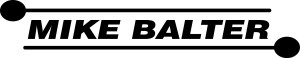 Mike Balter logo BLK