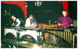 Jim Cooper, Kathy Kelly, and Chris Varga